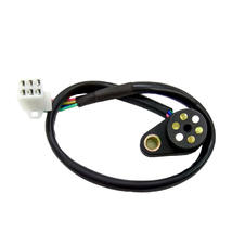 档显线束组合CG125 单耳125循环档(热合)